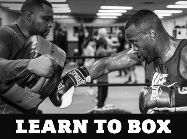 Learn To Box