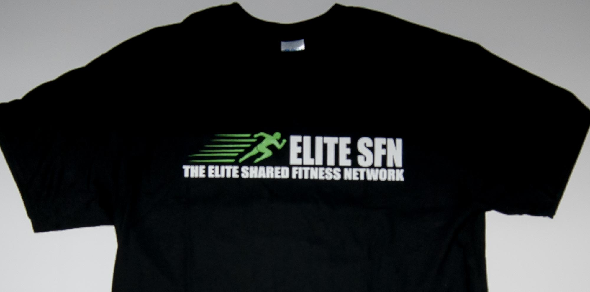 Black t shirt logo - Gym T Shirts For Sale Elite Sfn Personal Trainer Boxing Mma Trx Weight Loss Baltimore Md