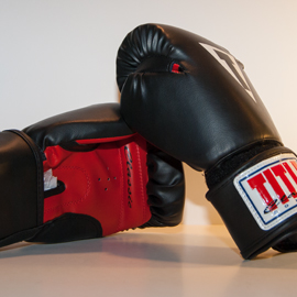 Boxing Gloves-Adult