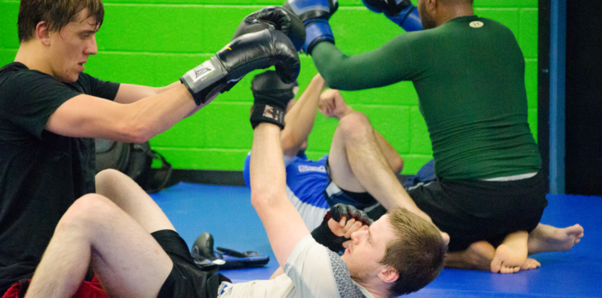 MMA Class Gunn Academy in Ellicott City Columbia Howard County Maryland