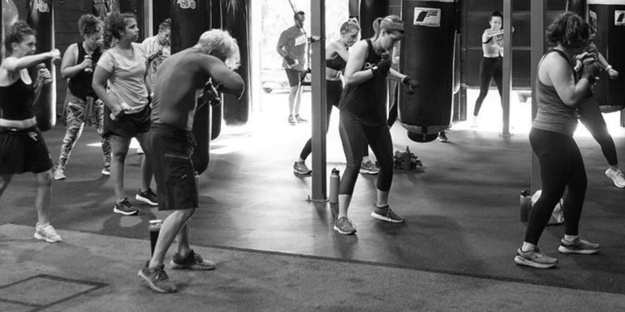 Elite boxing and fitness gym in Columbia, MD offers fitness and self-defense classes for boxing, personal training, cardio fitness, weight loss and morning group fitness classes. Find fitness classes for kids in Columbia, Ellicott City, Howard County, Baltimore City, and Baltimore County, MD.