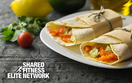 AVOCADO, LETTUCE AND TOMATO PITA POCKETS | Healthy Recipe in Howard County