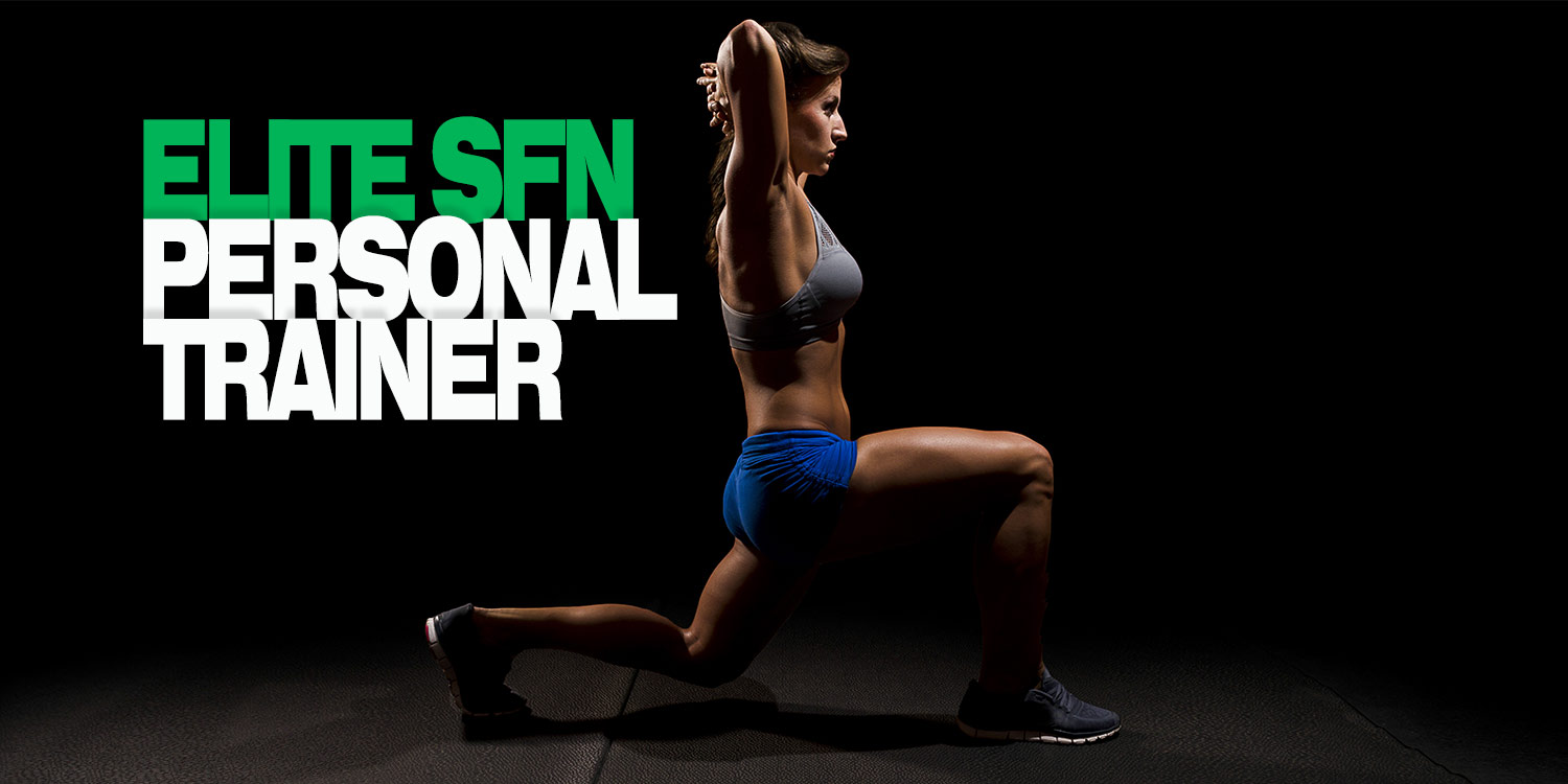 Howard County Personal Trainer-Elite SFN Fitness