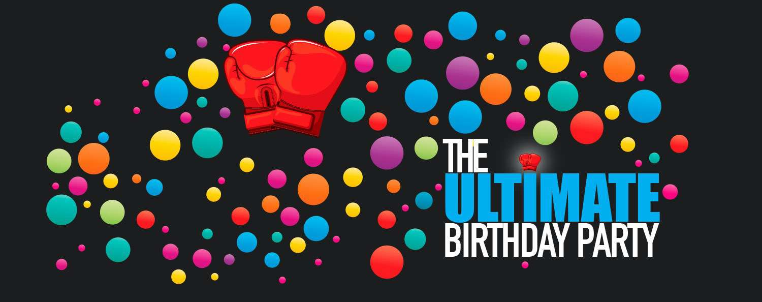Kids Boxing Birthday Party Columbia MD-Elite Shared Fitness Network