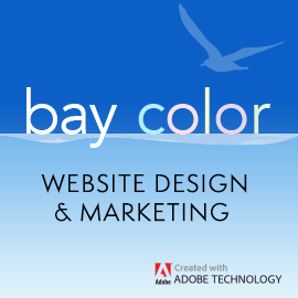 Bay Color Websites - Logo
