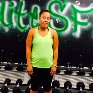 Picture after fitness and weight loss class at Elite Fitness Gym in Columbia, MD